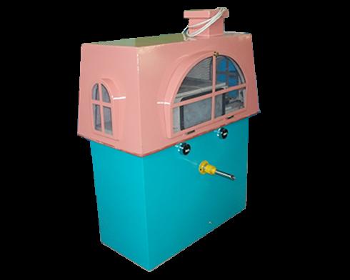 DIY充棉机展示