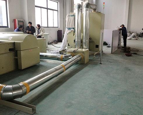 珍珠棉生产线