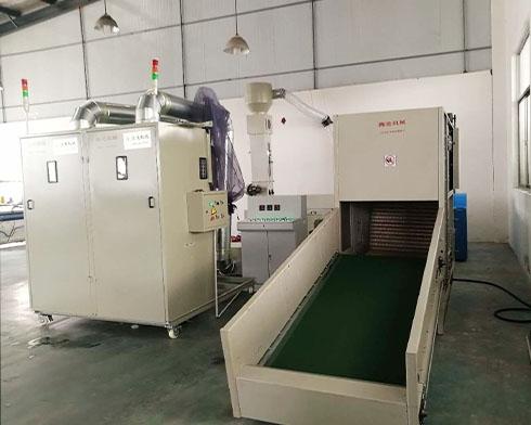 昆山羽绒棉生产线