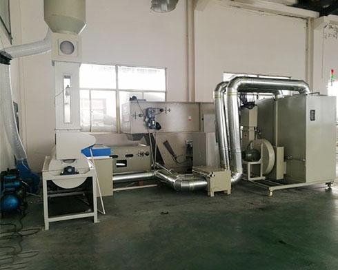 羽绒棉生产线2